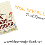 Rosie Revere Engineer #KidLit #BookReview