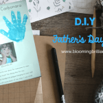 DIY Father's Day Gift for Kids