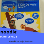 Fundanoodle Friday! I Can Do Math Level 2