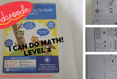 Pre-Kinders and kindergartners will learn numbers from 0-20, as well as skills like counting, sets, greater and less than in I Can Do Math! Level 2