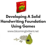 Playful Handwriting Practice