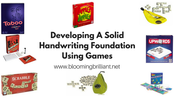 Tips to help achieve playful handwriting practice. Handwriting practice can be boring, but combining handwriting and play is a great way to keep it fun.