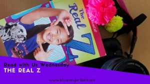 The Real Z #KidLit #BookReview
