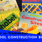 Preschool Construction #KidLit #BookReview