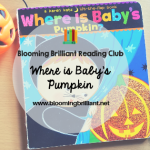 Blooming Brilliant Reading Club – Where is Baby's Pumpkin