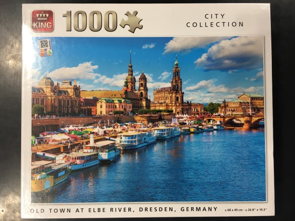 City Collection Jigsaw Puzzle
