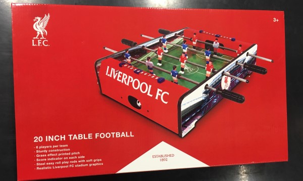 Liverpool FC 20 Inch Table Football