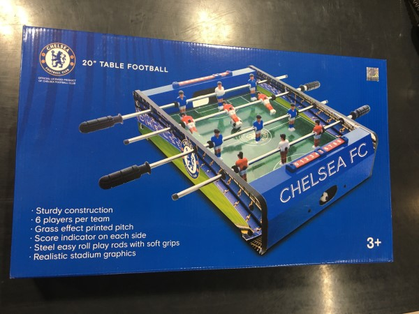 Chelsea FC 20 Inch Table Football