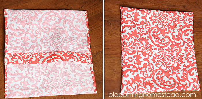 Easy Diy Pillow Slipcovers Blooming Homestead & Diy Sofa Pillow Covers | Centerfieldbar.com pillowsntoast.com