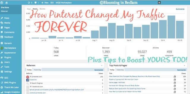 How Pinterest Changed My traffic Forever