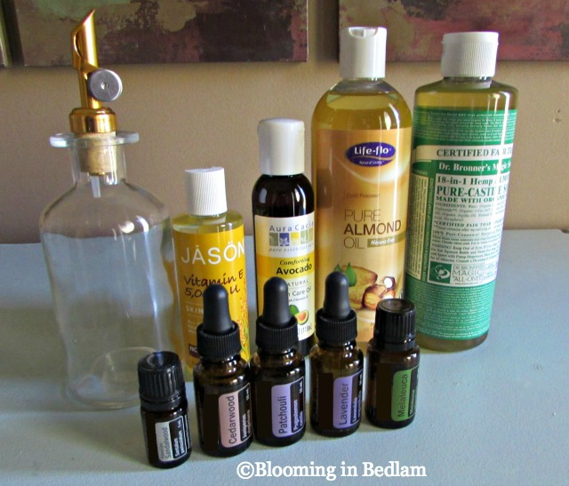 Diy Natural Body Wash Without Castile Soap