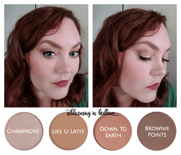 My Favorite Non-Toxic Neutral Eye Shadows. On my journey to healthy skincare and a non-toxic beauty routine, I ignored makeup thinking it was too hard picking & buying new products Finally here is How I Detoxified My Makeup Routine. I love green beauty! #greenbeauty #greenbeautyproducts #nontoxicskincare  #naturalbeauty #nontoxicmakeup #holisticmakeup #organicmakeup #detoxifiedmakeup