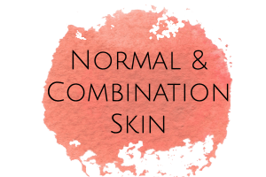 Normal and Combination Skin