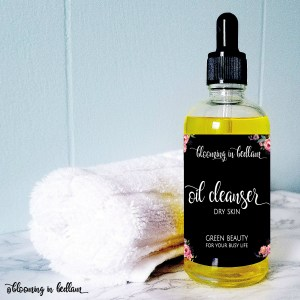 The best oil cleansing recipe for Dry Skin. All Natural organic botanical ingredients to pamper & nourish skin while removing dirt & makeup without stripping skin's protective barrier. Skin is left feeling clean, supple, youthful & vibrant.