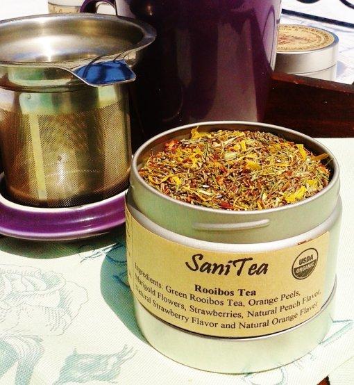 cup of sanity SaniTea