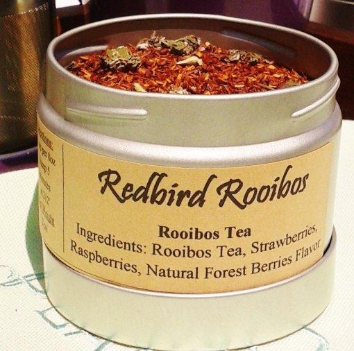redbird rooibos tea