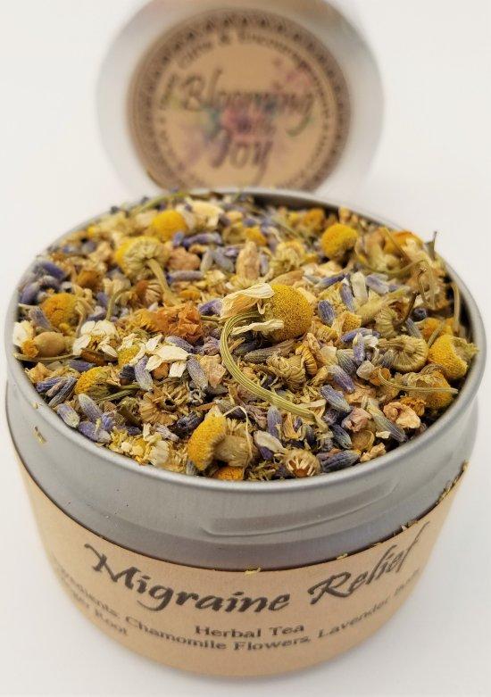 Natural Migraine Relief Loose Tea