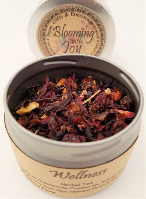 Wellness Immunity Boosting Tea