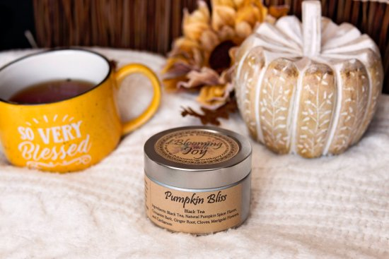 Pumpkin Spice Latte Tea