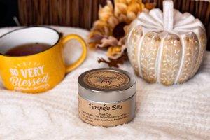 Pumpkin Spice Latte Tea