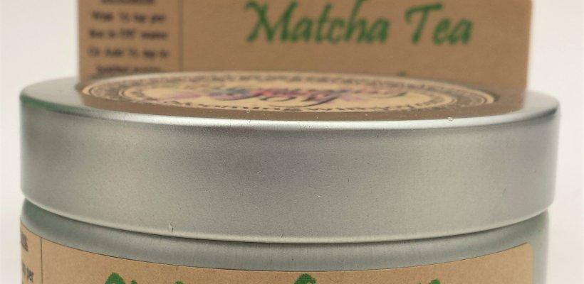 Lucky You! Matcha Tea is on SALE!