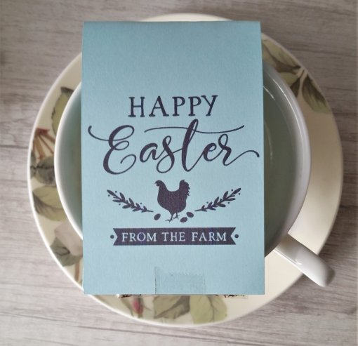 Happy Easter Holiday Hostess Gift