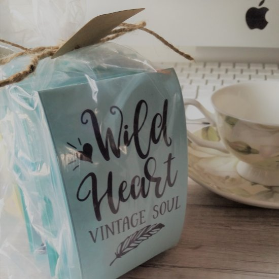 Wild Heart Vintage Soul Tea favor