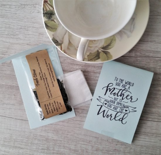 mothers tea favor