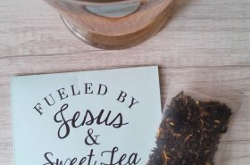 jesus and sweet tea