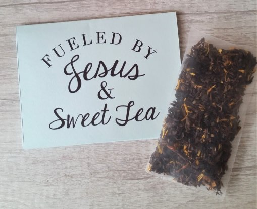 jesus and sweet tea gift