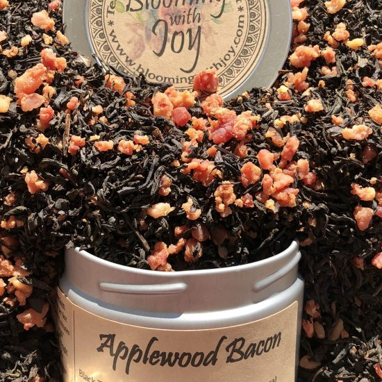 applewood bacon loose black tea
