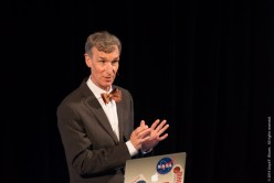 Bill Nye the Science Guy Lecturing