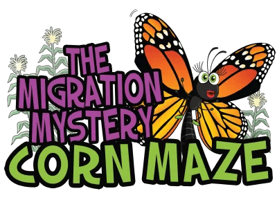 The Migration Mystery Corn Maze
