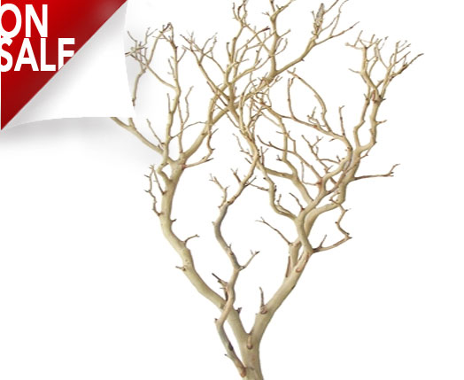 Ghostwood Branches Sandblasted
