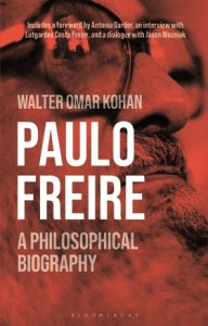 Paulo Freire book cover image