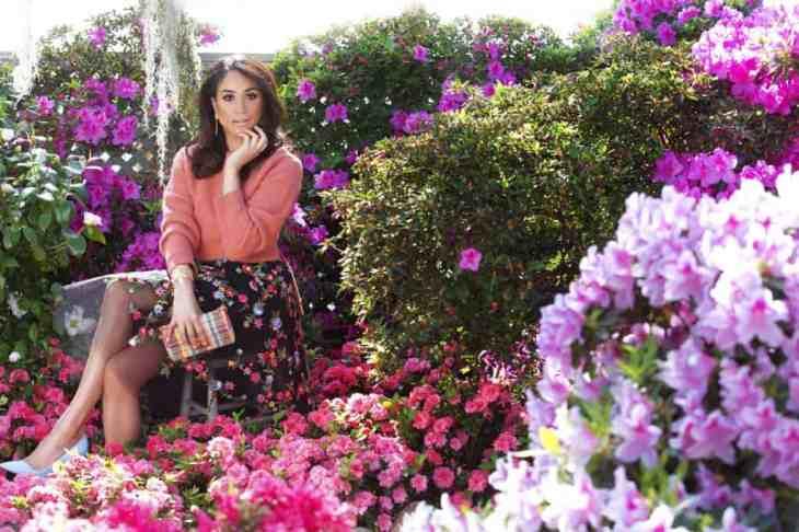Meghan Loves FLOWER