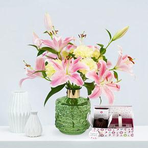 Blumenstrauss Zum Geburtstag Senden Mit Fleurop