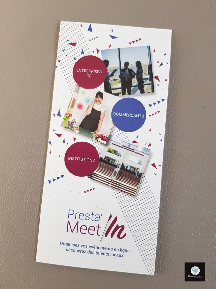 Flyer Presta'meet'in
