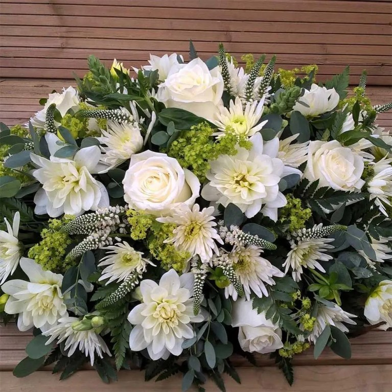 Flowers and Floral Arrangements for Funerals