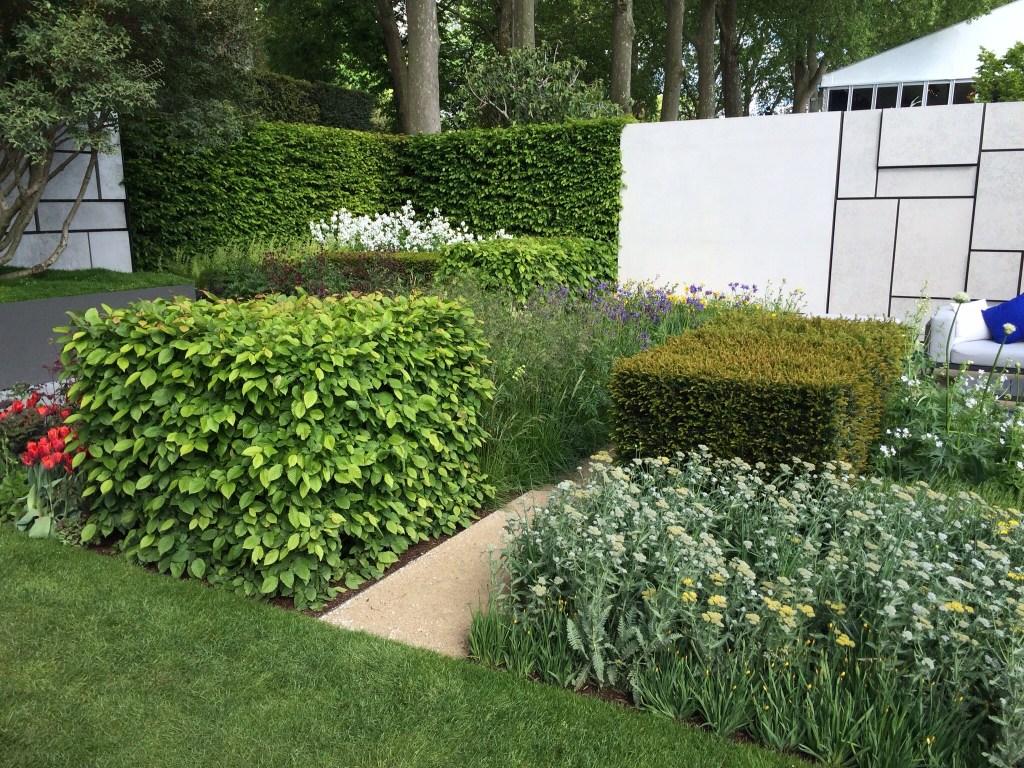 Telegraph Garden Planting 2015
