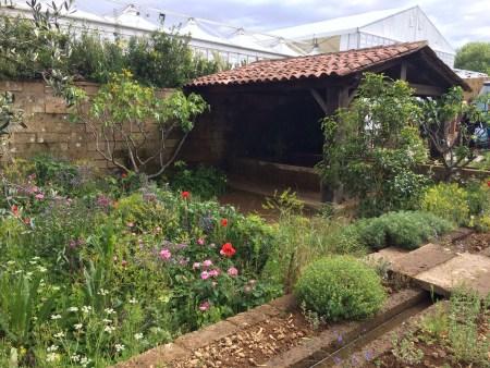 L'Occitaine Perfumer's Garden Chelsea 2015