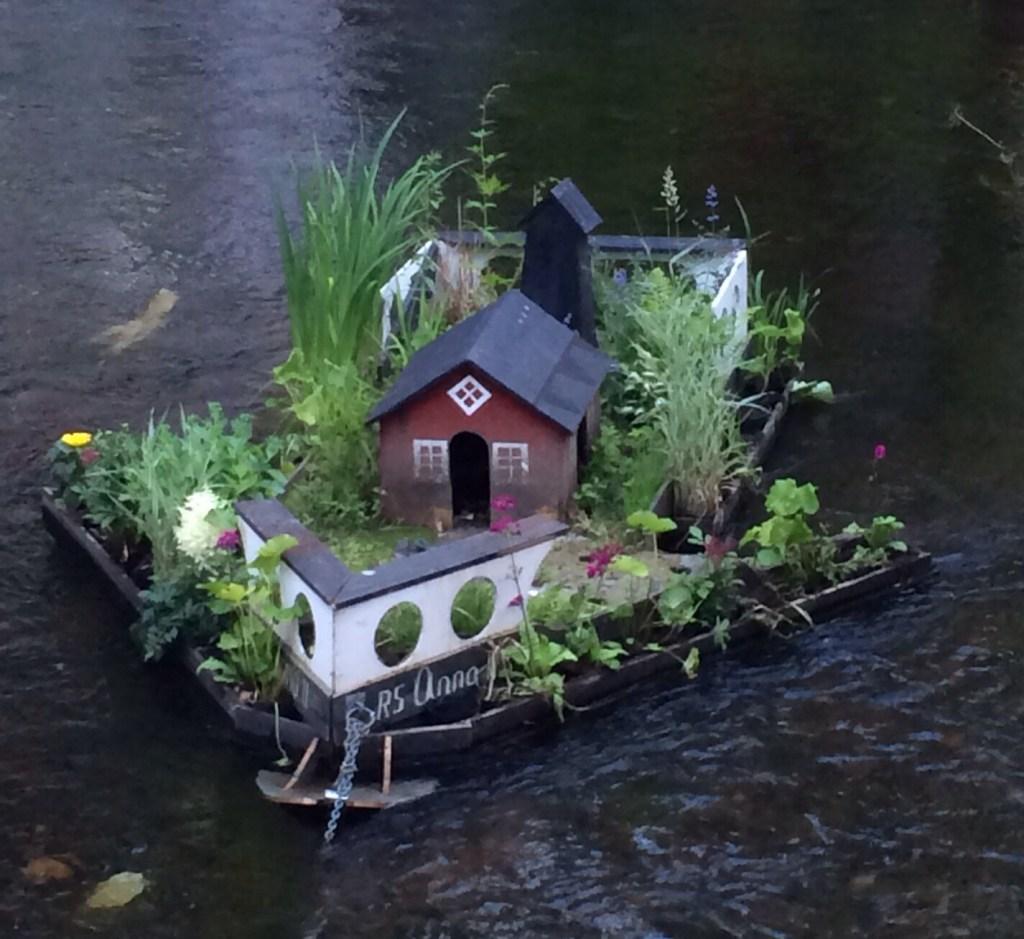 Floating garden, Oslo