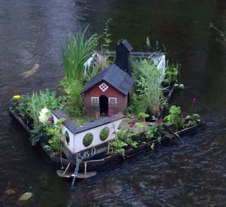 Floating garden, Oslo