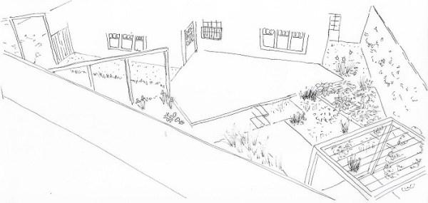 East_Lothian_garden_design_drawing
