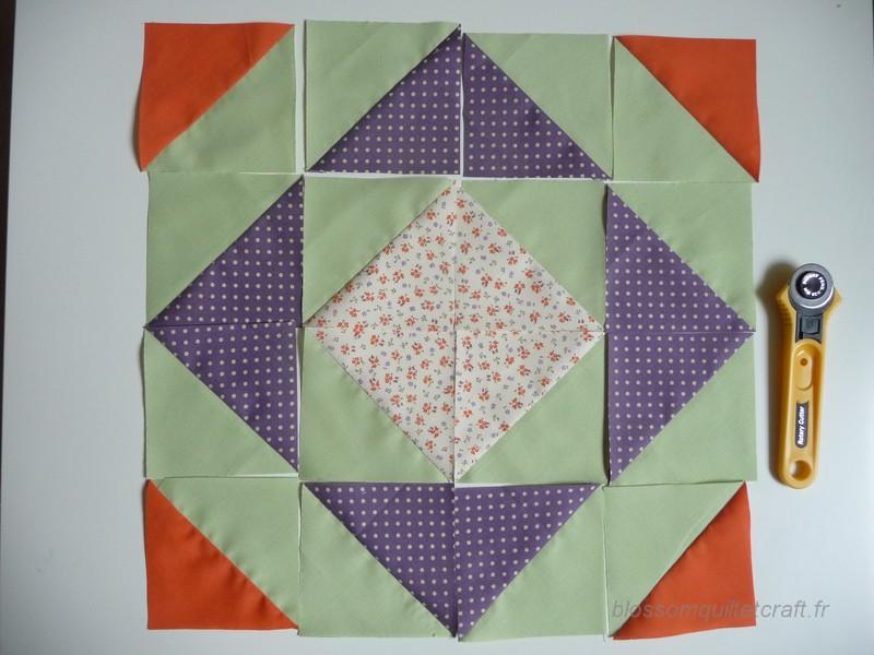 bloc de patchwork
