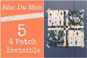 Tutoriel 4 Patch Invisible