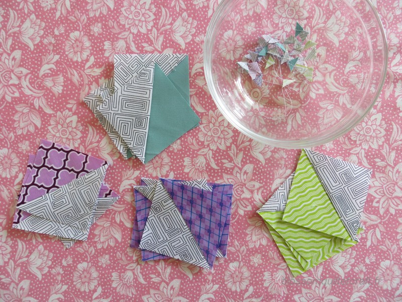 triangles-patchwork