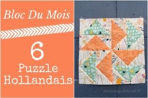 tutoriel patch Puzzle Hollandais