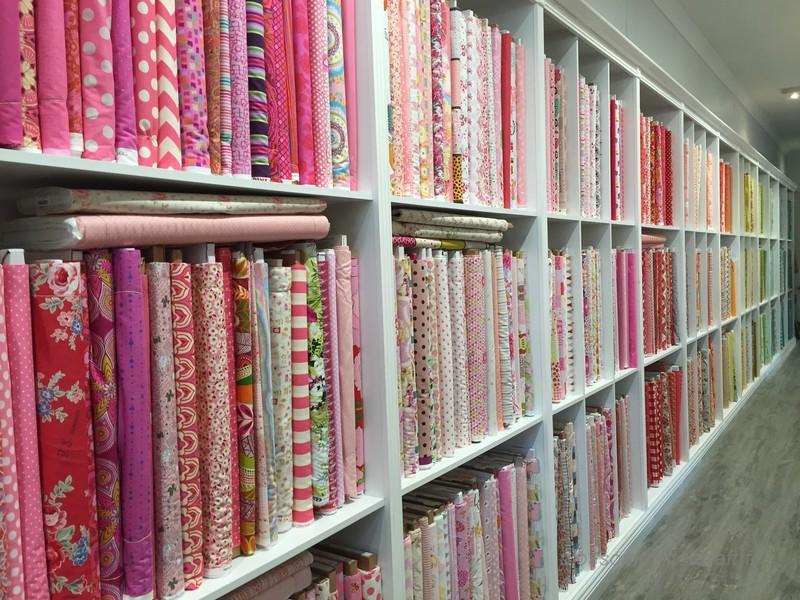 boutique tissus Australienne