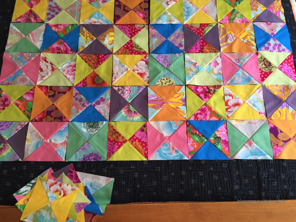 patchwork sabliers